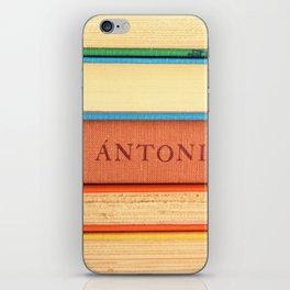 My Antonia iPhone Skin