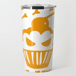 Eat me yellow version Travel Mug