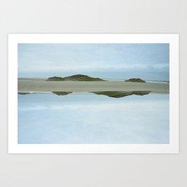 Pacific Rim Art Print