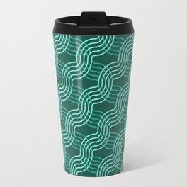 Op Art 55 Travel Mug