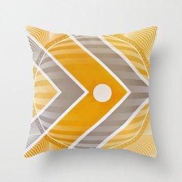 Fish - 3D graphic Throw Pillow