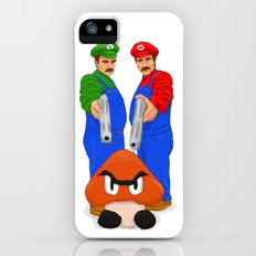 Super Bundock Bros iPhone (5, 5s) Slim Case