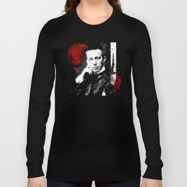 Sergei Rachmaninoff - Russian Pianist, Composer, Conductor Long Sleeve T-shirt