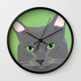 Eleanor Wall Clock