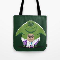 The Incredible Pug Tote Bag