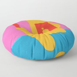Projections Floor Pillow