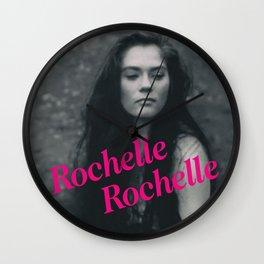 "Seinfeld Rochelle, Rochelle ""The Movie"" Wall Clock"