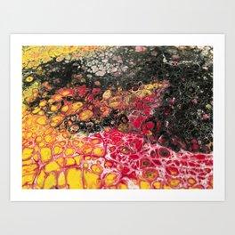 """Glen"" Art Print"