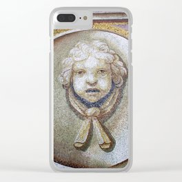 Little Angel Clear iPhone Case