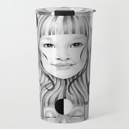 This life in my hands (excerp) Travel Mug