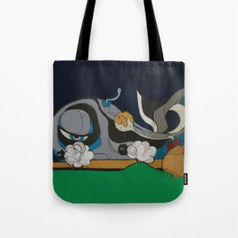 Meditation Morning Tote Bag