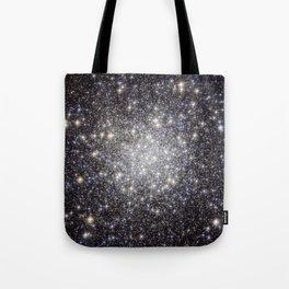 Globular Cluster Messier 56 Tote Bag