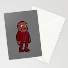 Choco, Survie Jumpsuit Stationery Cards
