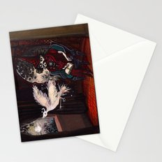The Sorcerer and the Simourgh  Stationery Cards