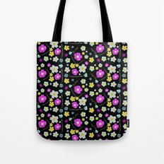 Candy Primrose Tote Bag