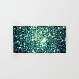 Emerald City Galaxy Sparkle Hand & Bath Towel