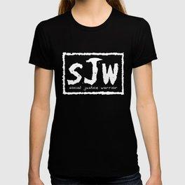 sJw - Social Justice Warrior T-shirt