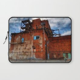 Abandoned in Bellingham Laptop Sleeve