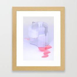 Juicer (sulas spiede) Framed Art Print