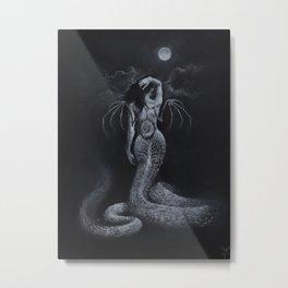SERPENTINE Metal Print