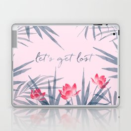 Let's get lost! Laptop & iPad Skin