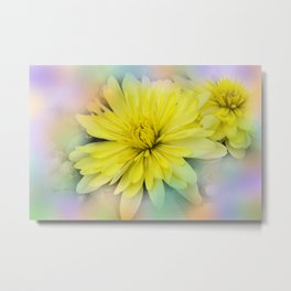 the beauty of a summerday -120- Metal Print