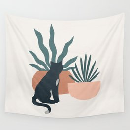 flora and fauna Wall Tapestry
