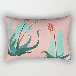 Cool Cacti & Agave Rectangular Pillow