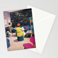 STAR CHART Stationery Cards