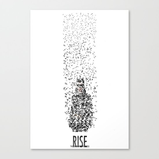Catwoman Canvas Print