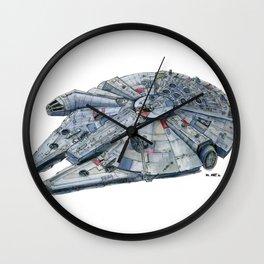 Corellian YT-1300F Wall Clock