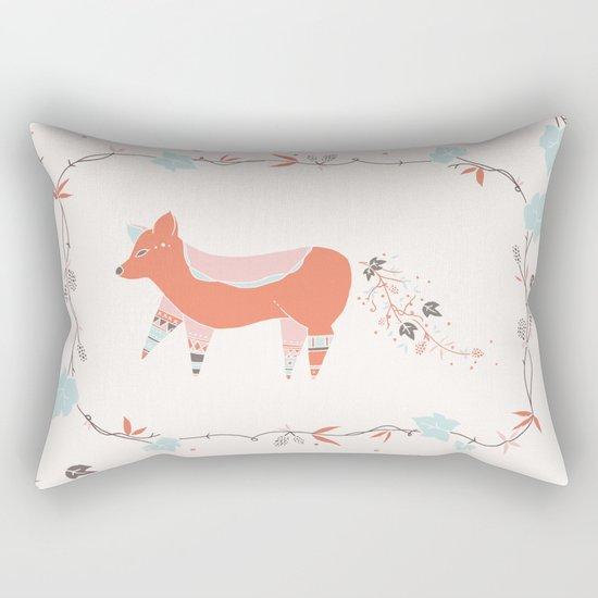 fox & grapes Rectangular Pillow