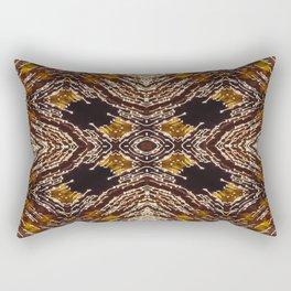 Illuminated kaleidoscope Rectangular Pillow