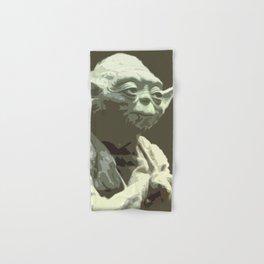 Yoda Hand & Bath Towel