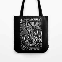 Italia mia Tote Bag
