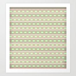 Camino Guapo Art Print