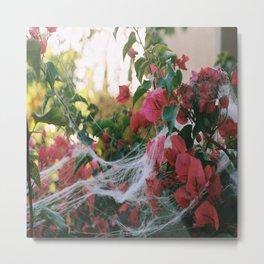 (garden of the arachnid) Metal Print