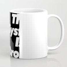 The System Is Broken Mug