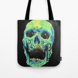 Jelly Skull Tote Bag