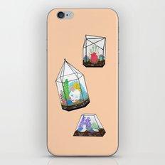 Doll Garden iPhone & iPod Skin