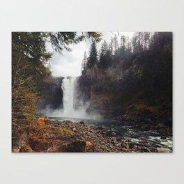 Snoqualmie Falls, WA Canvas Print