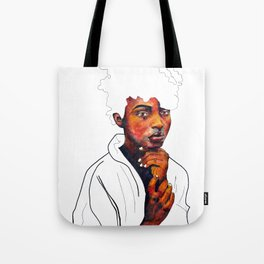 Honor the space you are in Tote Bag