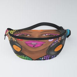 Music Love Her Fanny Pack