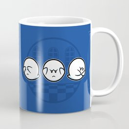 Boo No Evil Coffee Mug