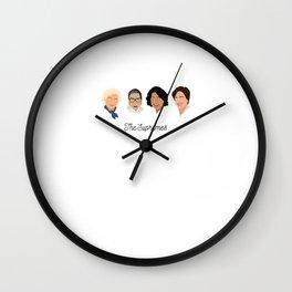 Supremes Wall Clock