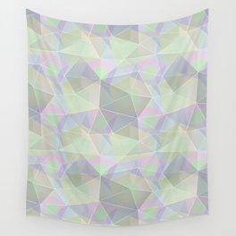 Polygonal pattern. Wall Tapestry