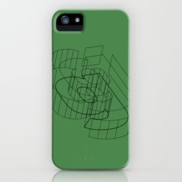 g like green iPhone Case
