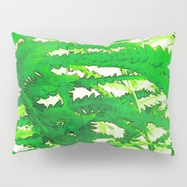 249 - Ferns Pillow Sham