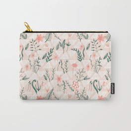 Floral and Foliage {part 4} Carry-All Pouch