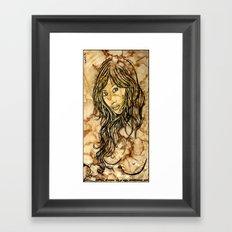 Coffee Dreams  Framed Art Print